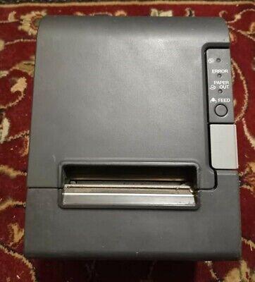 Epson Tm-t88iv M129h Pos Thermal Receipt Printer Usb Port