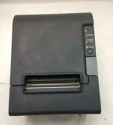 Epson Tm-88iv M129h Pos Thermal Printer Tested
