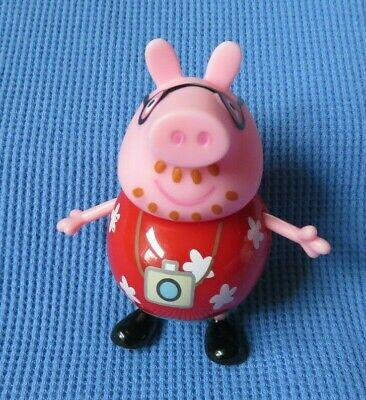 PEPPA PIG DAD house figure replacement