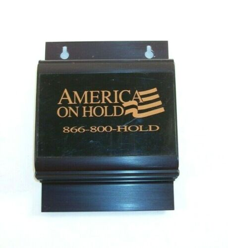 America On Hold Music Audio Device