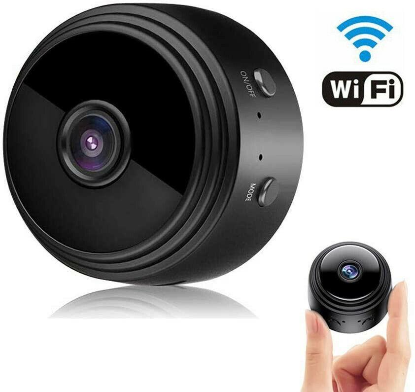 Wi-Fi Spy Cam