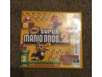 Nintendo 3DS game New Super Mario Bros. 2