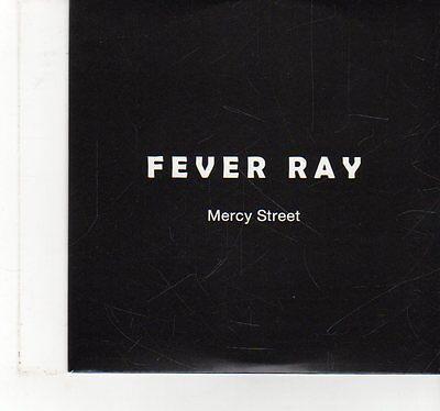 (FT962) Fever Ray, Mercy Street - 2010 DJ CD