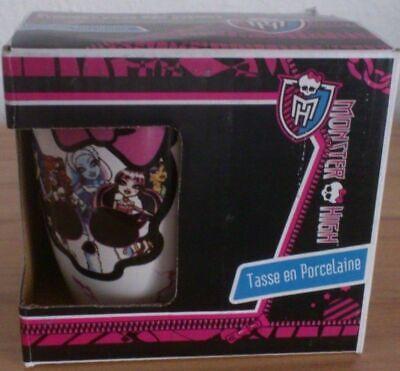 Monster High Porzellantasse - NEU - OVP ()