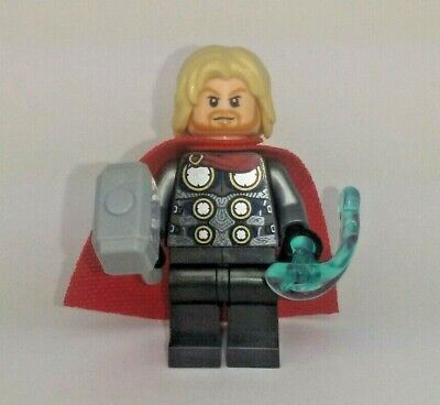 New LEGO Marvel Super Heroes Thor Minifigure 76142 Avengers