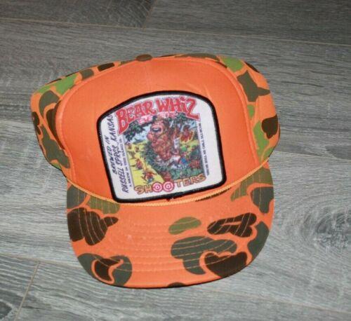 BEAR WHIZ SHOOTERS  BEER Cap / Hat