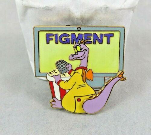 Walt Disney World Pin - Gold Card - Figment TV