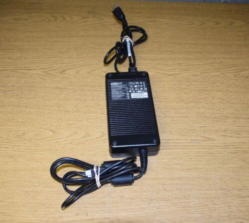Liteon PA-2121-1-LF Power Adapter 53.5V 1.55A Cisco 891F 896 890 Router 4-Pin