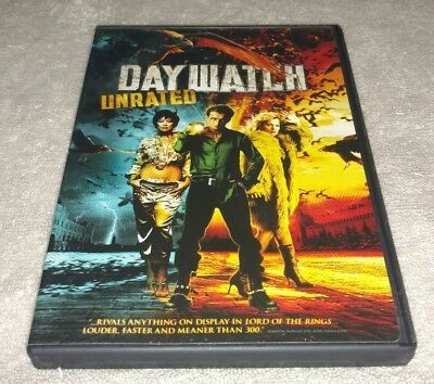 Day Watch (Unrated) DVD *HORROR *HALLOWEEN - Horror Movies Watch Halloween