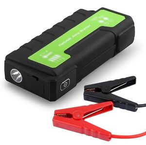 Emergency JumpStarter-Rechargeable Power Bank-LED Torch 18000mAh