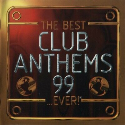 THE BEST CLUB ANTHEMS 99 = GREATEST CLUB MIX  OF ALL TIME = 2CD = TRANCE