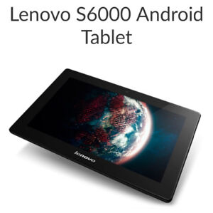 Lenovo S6000 Android Tablet - PRICE REDUCED