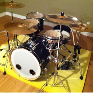 PDP DRUMS + CYMBALS FOR SALE!! EXCELLENT CONDT!!