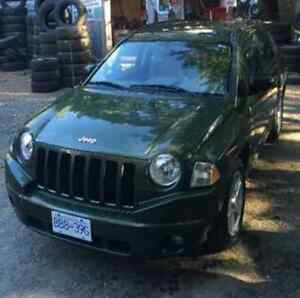 $5500 today only!!! 2008 Jeep Compass SUV, Crossover