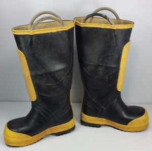 Black Diamond Kevlar Work Firefighting Men's/Women's Boots London Ontario image 4