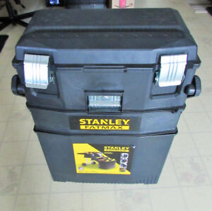 NEW Stanley tool box never used