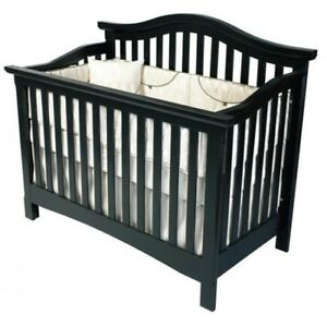 Yukon convertible crib by College woodworks, made in canada