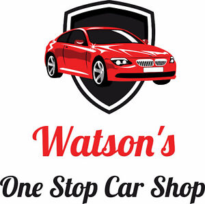 watsons one stop car shop newly opened