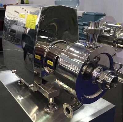 Emulsion Pump High Shear Emulsifying Pump Mixing Emulsifying Mixer Homogenizer