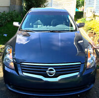 2009 NISSAN ALTIMA 2.5 SL - Fully Equipped - Private Seller
