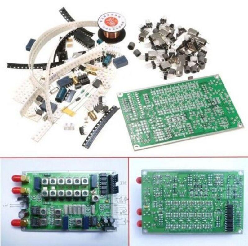 New 6-band HF SSB Shortwave Radio Shortwave Radio Transceiver Board DIY Kits Set