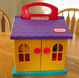Little Tikes House  Includes accessories as shown.