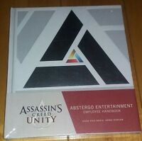 Assassin's Creed Unity Abstergo Entertainment Employee Handbook