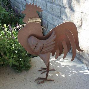 Coqs décoratifs