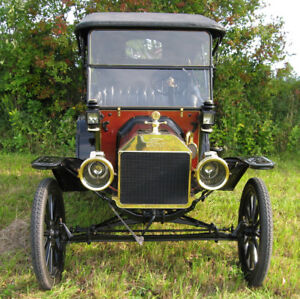 For Sale 1914 Ford Model T Roadster