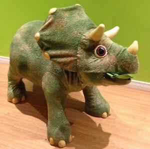 KOTA - Playschool KOTA Triceratops Animatronic Dinosaur Ottawa Ottawa / Gatineau Area image 1