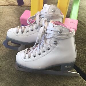 Kids Skates - Size 12 Riedell Pearl