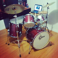 Drum set for sale 1000$