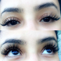 Beautiful Eyelash Extensions For 60$