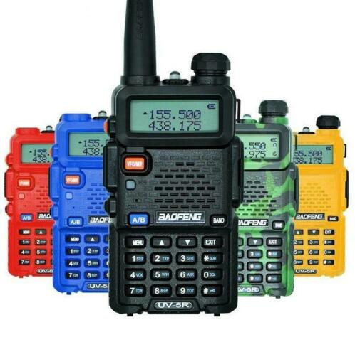 Baofeng UV-5R all-in-one portofoon