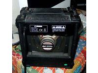 10 watt practice amplifier