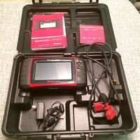 Snap On diagnostic tool Solus Ultra EESC318 kit. Like New!