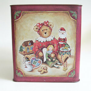 Vintage Russ Christmas Teddy Bear Jack in the Box Kitchener / Waterloo Kitchener Area image 6