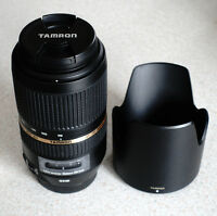 Tamron SP 70-300mm F/4-5.6 Di VC USD lens for CANON mount