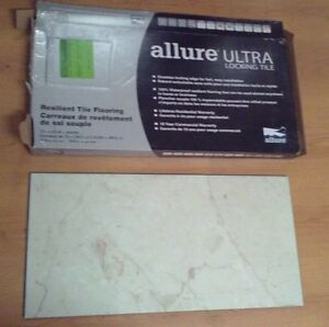 Allure Ultra locking tile
