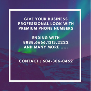 Boost up ur business, 6 same digit VIP phone number, O2 Computer