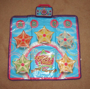 Electronic Dance Mat - ages 5+