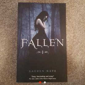 YA fantasy book - Fallen