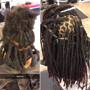 Loc hair extensions kijiji in ontario buy sell save with permanent loc extensions service pmusecretfo Choice Image