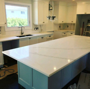 Gorgeous & Collorful Quartz Countertop ON SALE in Oshawa