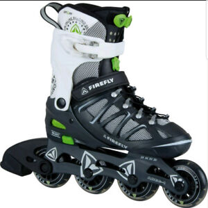 Firefly H4.1 Adjustable Junior Inline Skates