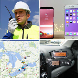 iPHONE, Samsung, KENWOOD, ICOM, SONIM, Two Way Radio, Scanners