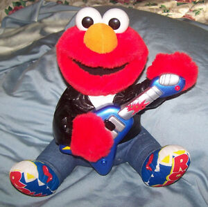 Elmo - Rock and Roll