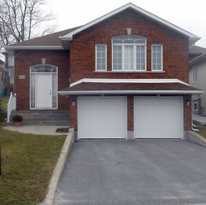 Mom Deserves it! 3+ 1 Bdrm, carpet free raised bungalow.