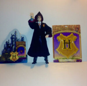 Harry Potter Magic Powers Magician Wizard Figure Wall Hanging an