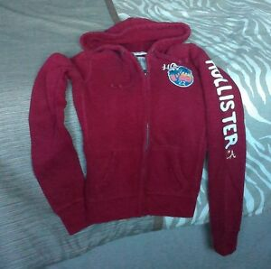Hollister Size Extra Small Full Zip Hoodie Belleville Belleville Area image 1